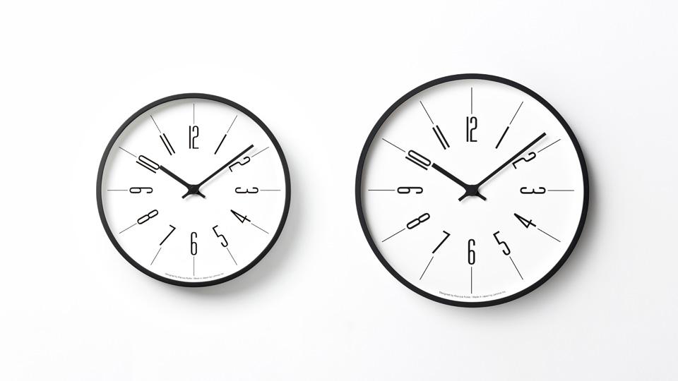 Kazuya Koike lemnos 時計台の時計 /2014